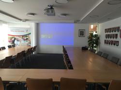 Sitzungssaal Beamer Günzburg