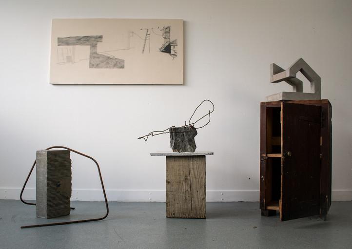 Inhabited space (installation)