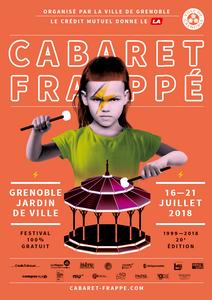 Cabaret frappé 2018  Grenble Alps