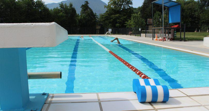 Pool Grenoble Summer Cool off Jarrie Swimming