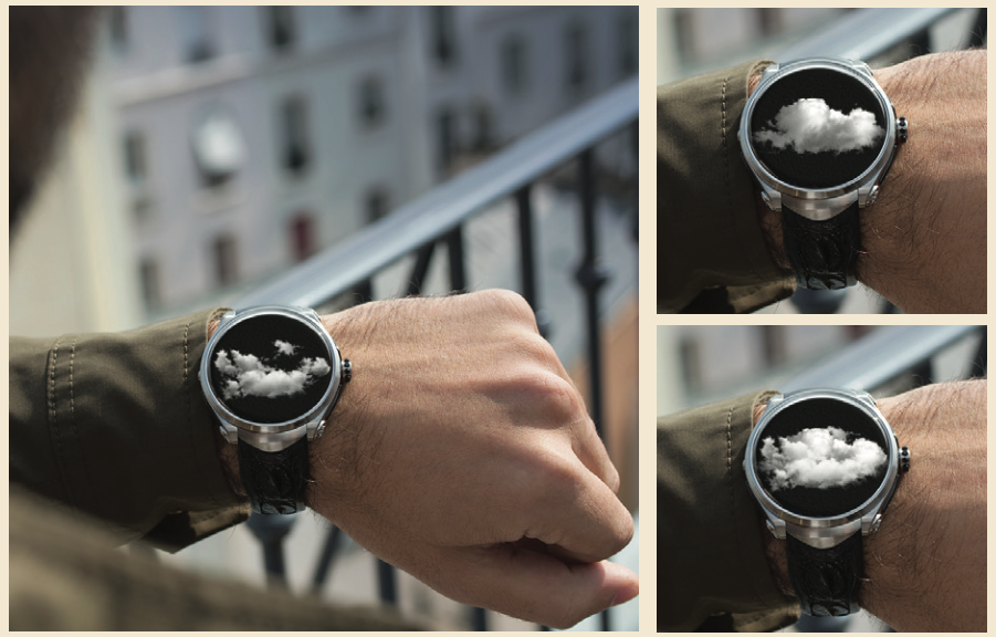 conceptual watch