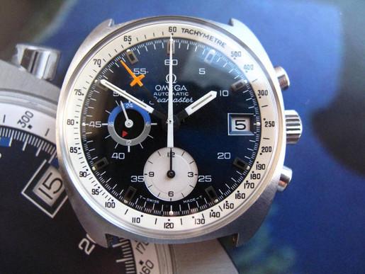 Omega Seamaster Ref. 176.001