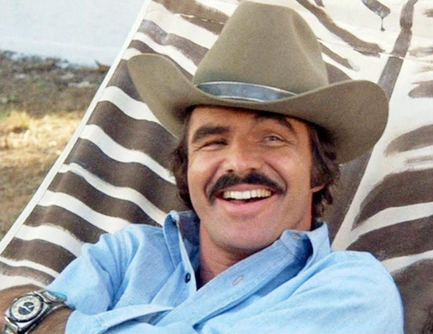 "Burt Reynolds on ""Smokey and the Bandit"" movie"
