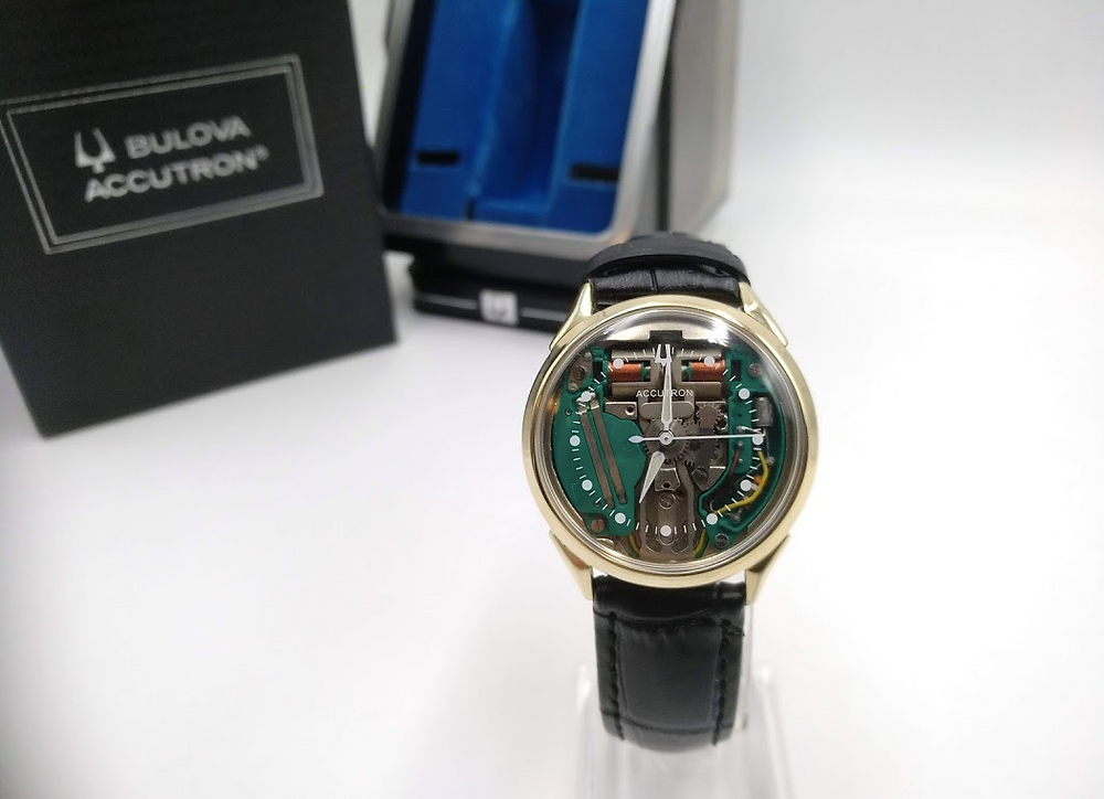 Bulova Accutron Spaceview. © Nuno Margalha / Amazing Time Machines