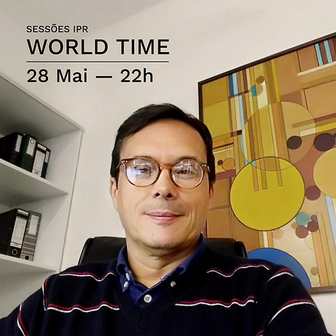World Time - Cinco em Ponto