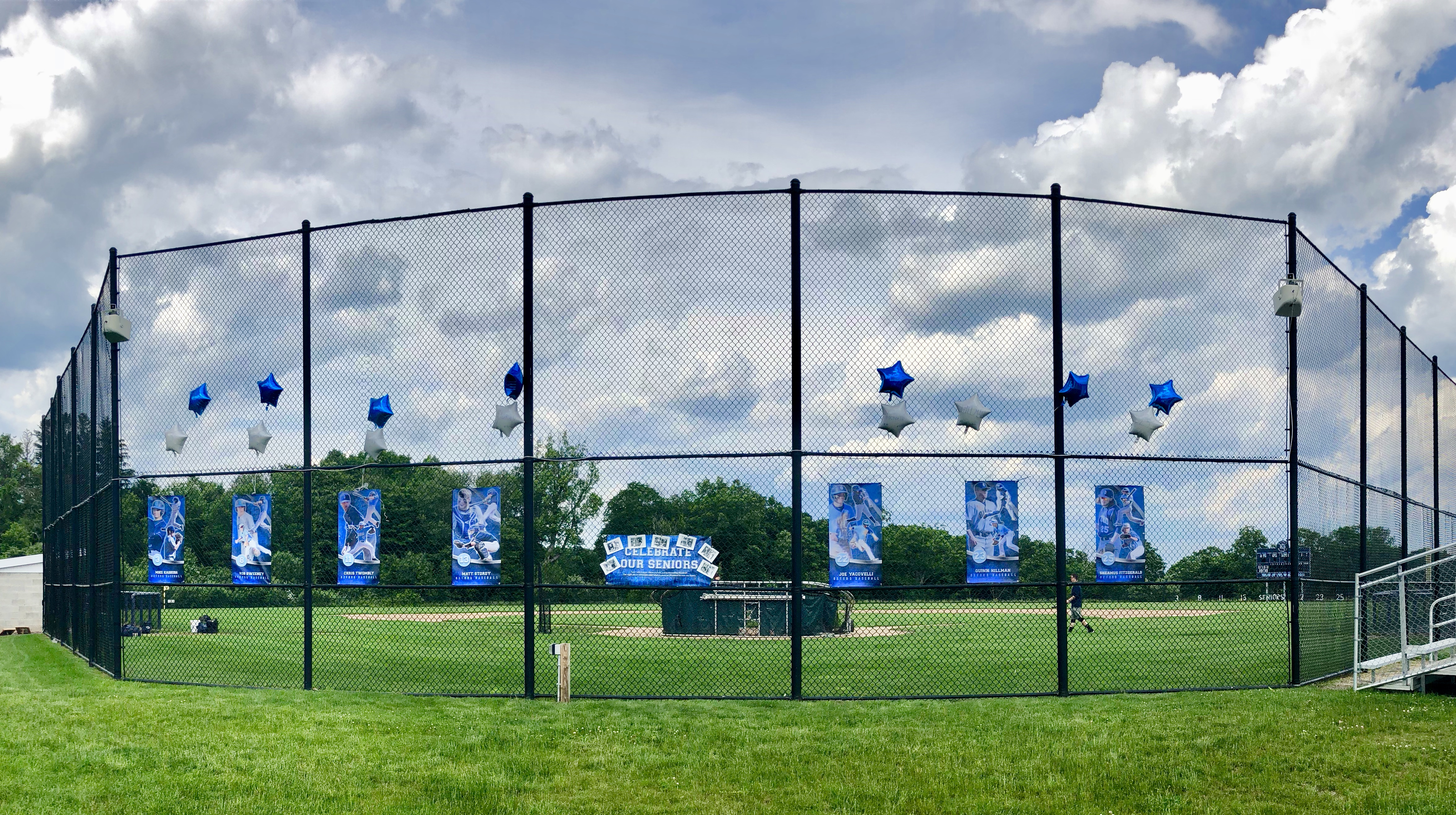 Oxford Varsity Baseball