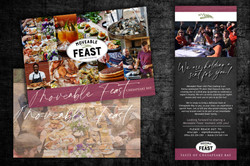 Moveable Feast Mailer and Invite