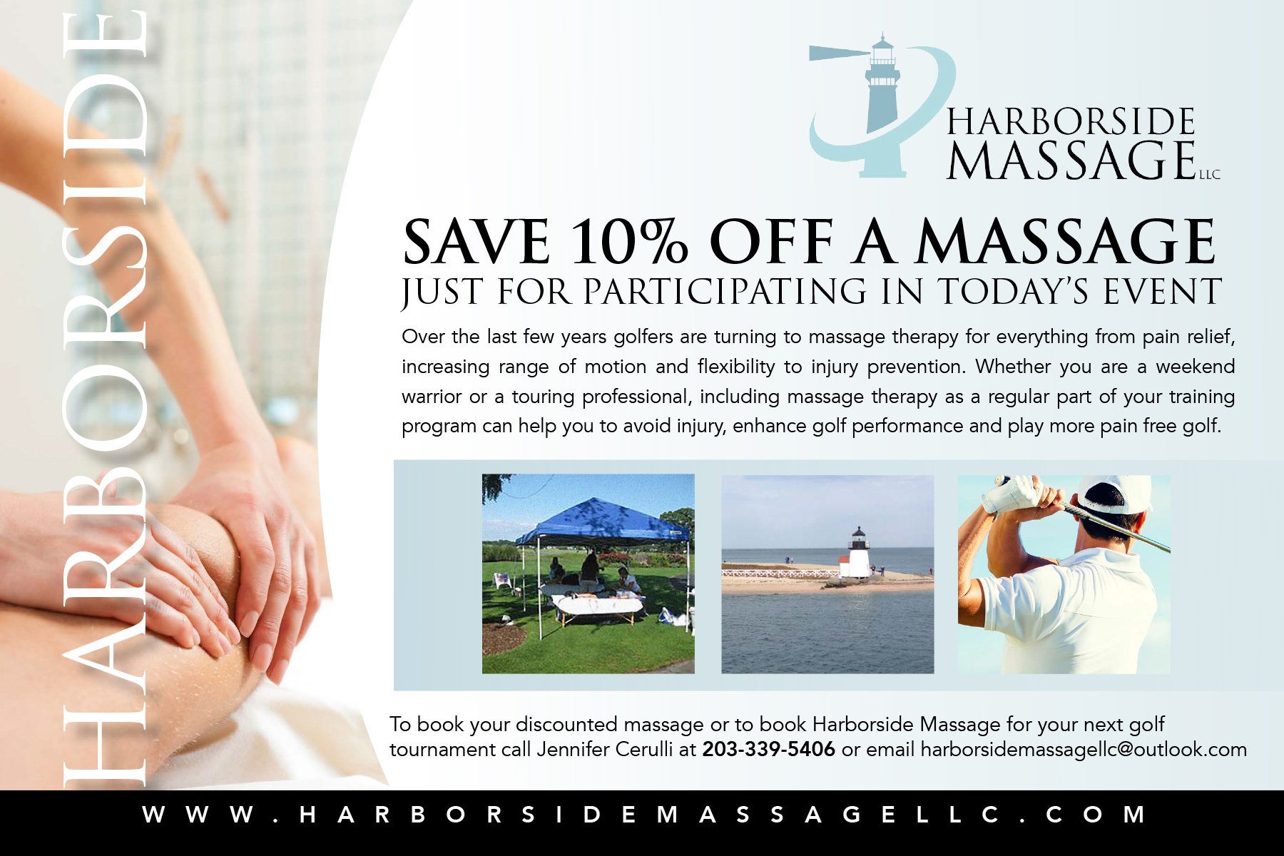 Harborside Massage