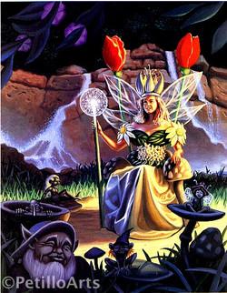 The Faerie Princess