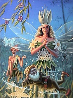 The Faeries Afloat