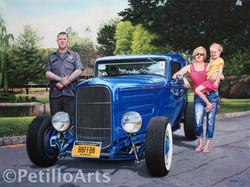 Jonathan's Ford Roadste2r