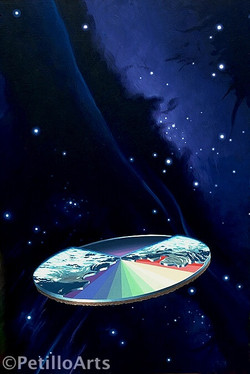 space disc