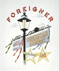 Foreigner_ Ozzy Osborne_Loverboy New orleans 1987
