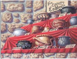 Potter Caldron Shop2