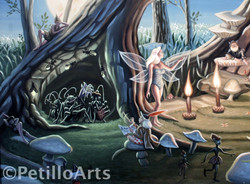 The faeries 2
