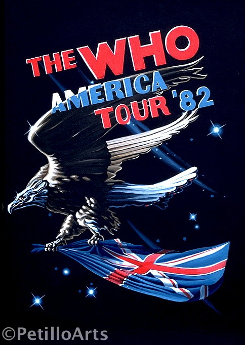 The Who Tour 1982