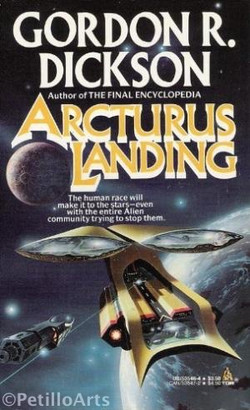 Arcturus Landing Cover