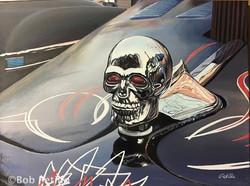 Rat Rod Skull