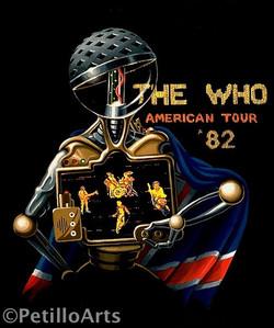The Who Tour 1982