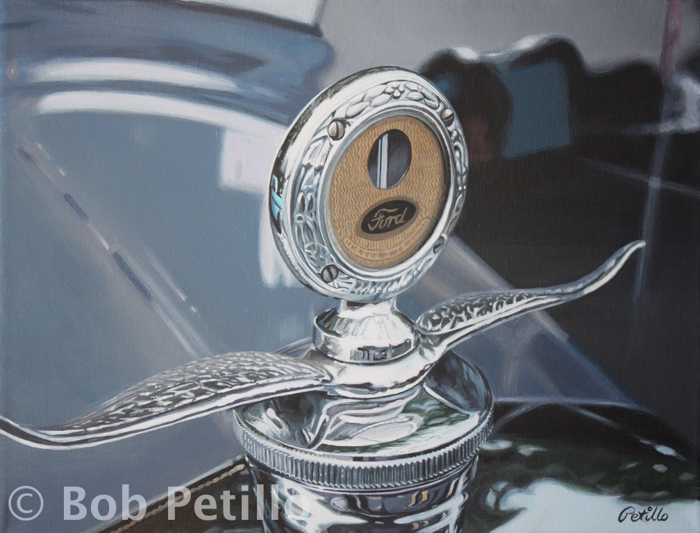 Ford Hood Ornament
