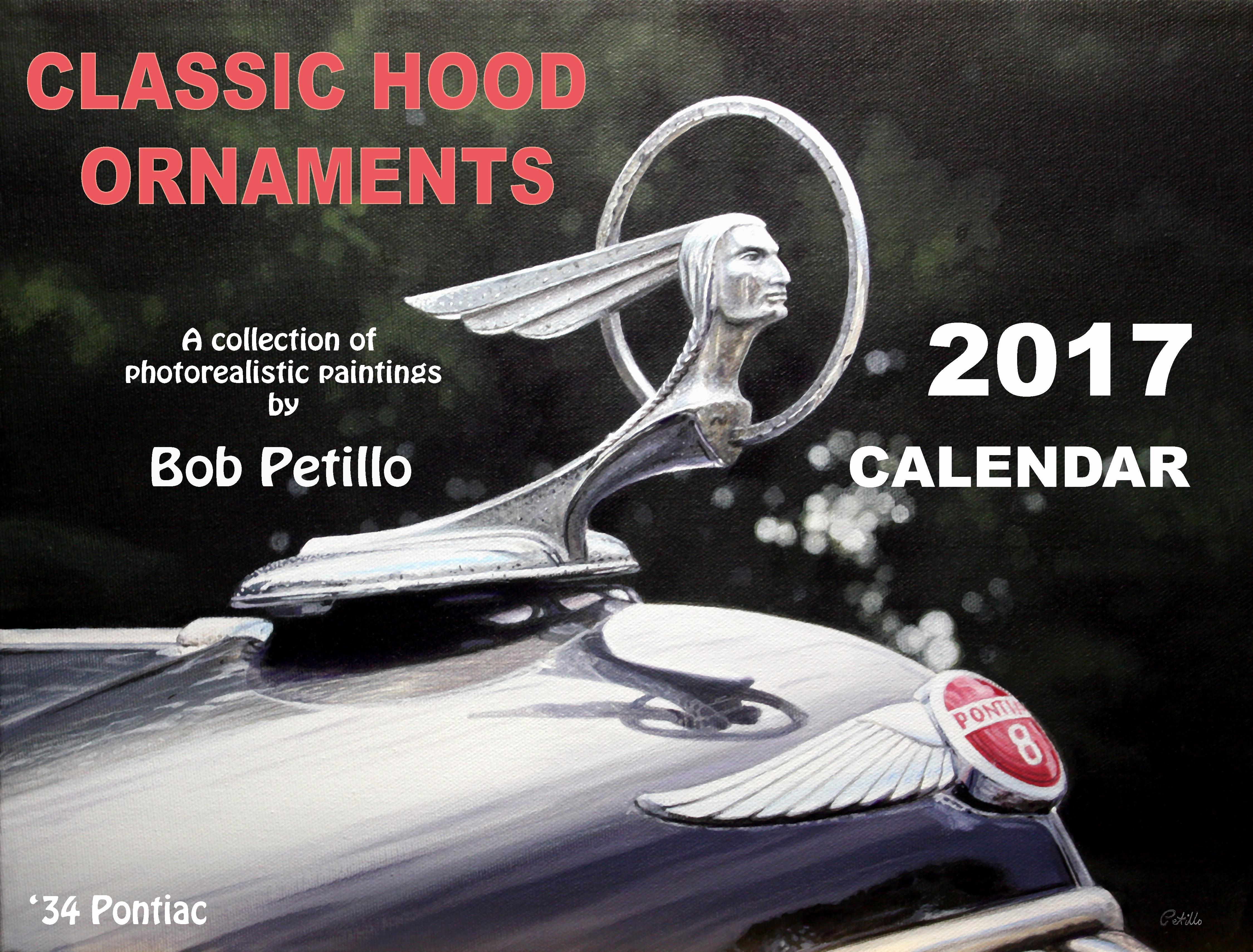 A COVER '34 Pontiac cover