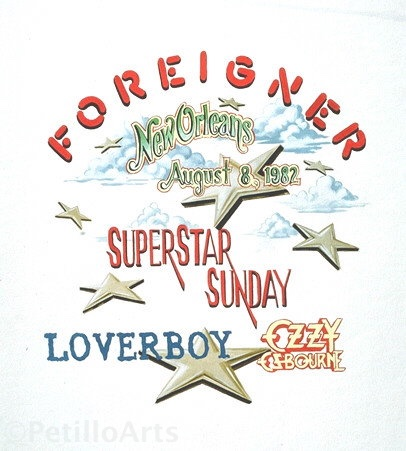 Foreigner_ Ozzy Osborne_Loverboy New orleans 1987