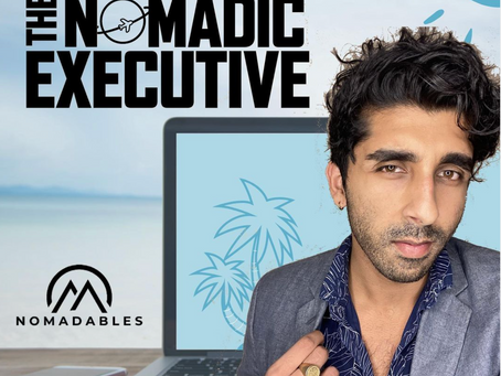 "Living Life as a YouTuber on the Road: ""The Nomadic Executive"" Guest Episode"