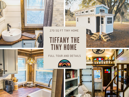 Saving $12k a Year by Going Tiny- Tiffany the Tiny Home