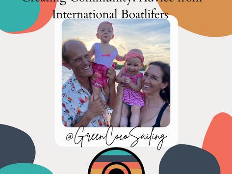 Creating Community: Advice from International Boatlifers