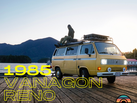 1985 VW Vanagon Renovation and Tour