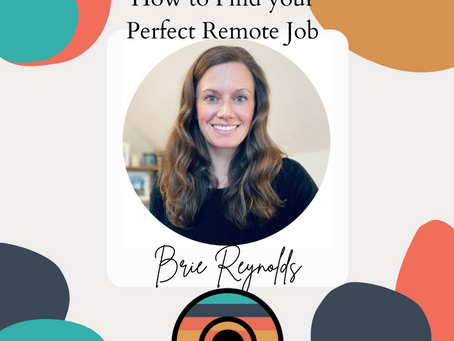 How to Find your Perfect Remote Job