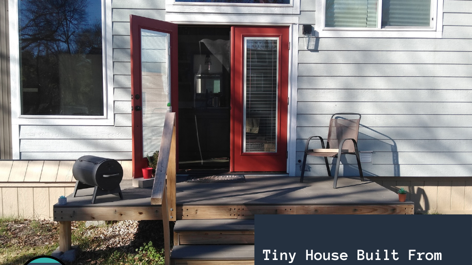 She Left California to Live in a Texas Tiny House Village