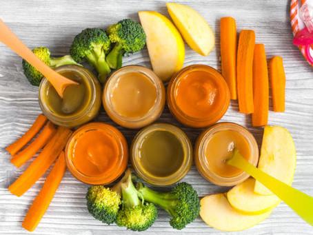 Alimentación complementaria: Sugerencias y Recomendaciones