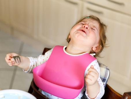 """Aversión Sensorial al Alimento: Cuando los niños """"no quieren comer""""."""