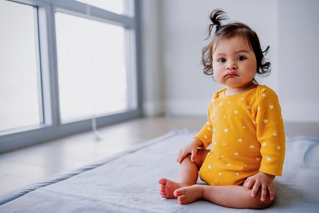 Desarrollo Socioemocional En La Primera Infancia 0 3 Años