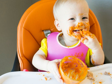 Baby Led Weaning: Todo lo que debes Saber