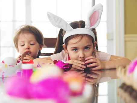 Las mejores ideas de actividades para Semana Santa (Cuarentena con Niños)
