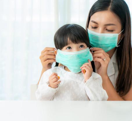 Coronavirus: Recomendaciones para Salir de Casa con Niños