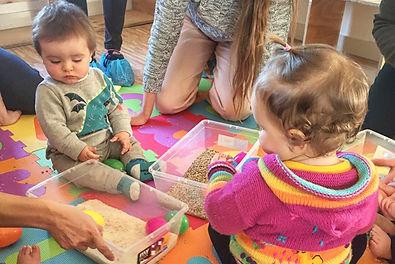 taller estimulación temprana