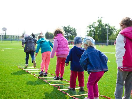 10 Razones para Promover el Ejercicio en los Niños