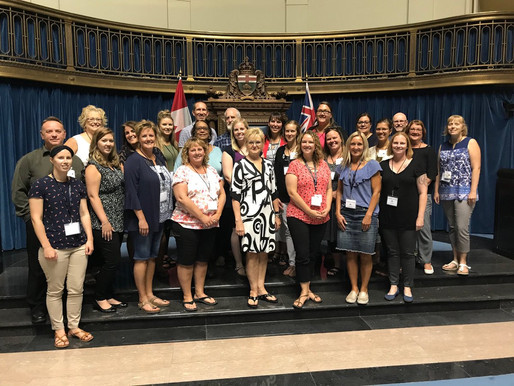 Manitoba Legislative Assembly Education and Outreach Services