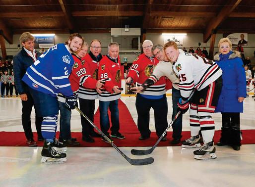 Celebrating 50 years of the Charleswood Hawks