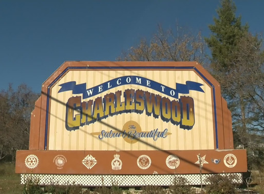 My Experience Serving Charleswood
