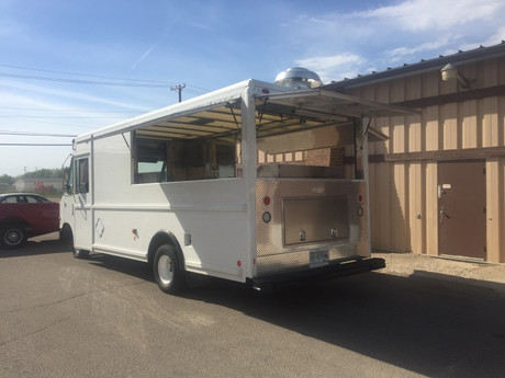 Food Truck Fabrication