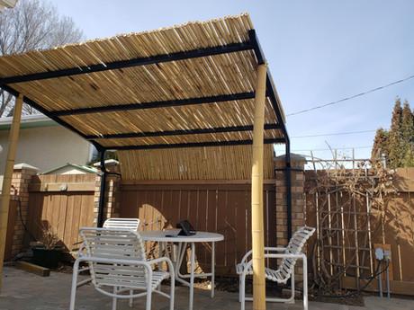 Bamboo Sun Shade