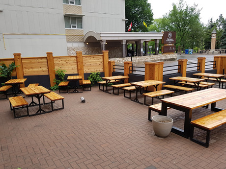Pub Patio Furniture
