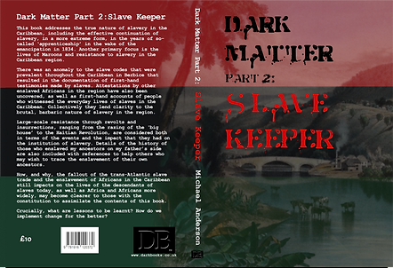 2021.05.09 Dark Matter Part 2 Slave Keep
