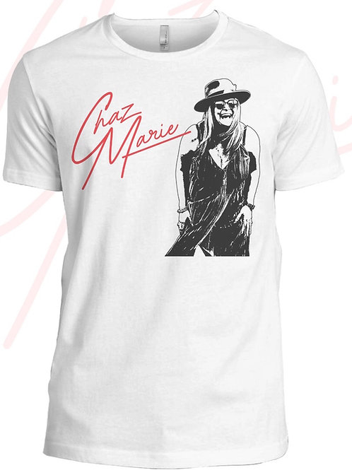 Chaz Marie White T