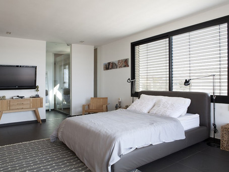 מוגבלים בתקציב: שיפוץ חדר השינה ב-3 רמות מחיר