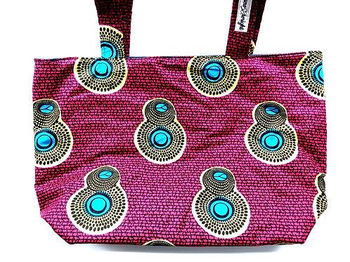Reversible Tote Bag - Dark Wash Denim